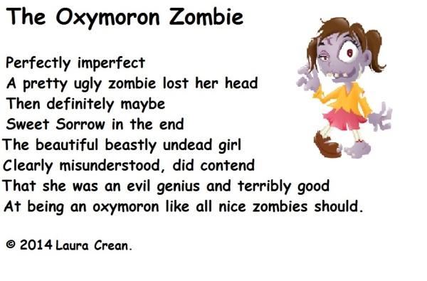 The Oxymoron Zombie